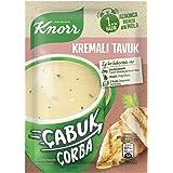 Knorr Kremalı Tavuk Çabuk Çorba 18G