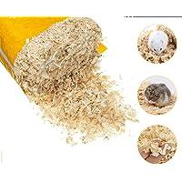 Pets Empire 1000g Bag Natural Shavings Sawdust Pet Bedding Rabbits Squirrels Deodorization
