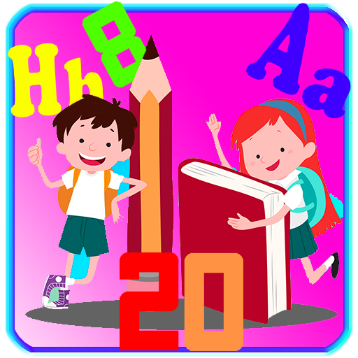 Learn ABC Letters and Numbers