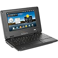 "Meteorit Android-Netbook NB-7"" mit 17,8-cm-Display, 800-MHz-CPU, WLAN"