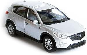 Welly Mazda Cx 5 Metall Modellauto Auto Modell Spielzeugauto 4 Farben 64 Silber Metallic Küche Haushalt