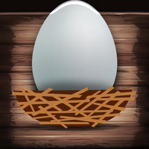 Lost Home Baby Birds Park : tirar los huevos de nuevo en el nido del árbol - la edición de oro