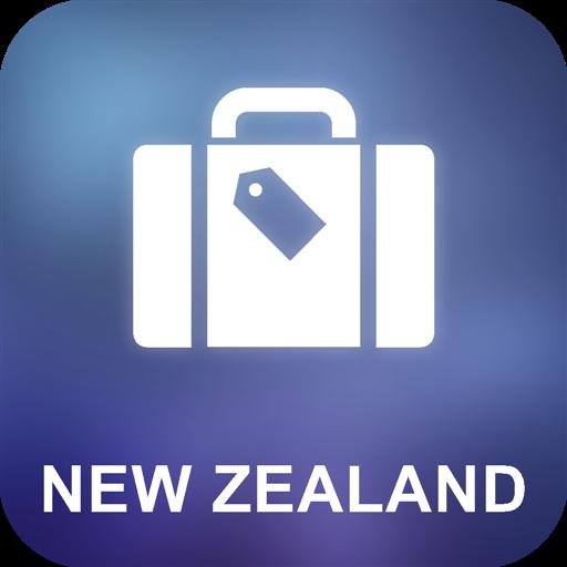 Nuova Zelanda Offline Map