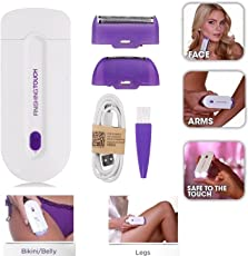 Finishing Touch yes painless Hair Remover Shaver