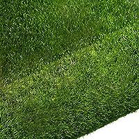 Quesuc Tappeti in erba sintetica Balconi e terrazze da esterno Permeabile all'acqua con protezione UV Al metro, misura…