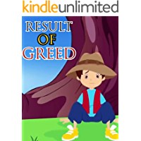 Result of greed   Moral story books for kids: English stories for kids