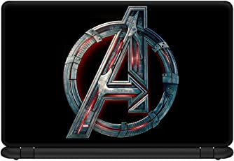GMX Laptop Skin 15.6 inch Avengers for HP, Dell, asus, Sony, Lenovo, Apple & Others