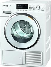 Miele TMG 840 WP Wärmepumpentrockner / Energieklasse A+++ (169kWh/Jahr) / 8kg Schontrommel / Dampffunktion zum Vorbügeln der Wäsche / Duftflakon für frisch duftende Wäsche /Startvorwahl /Knitterschutz