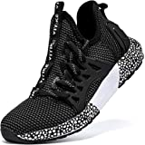Boys Trainers Kids Road Running Shoes Girls School Trainers Children's Tennis Shoes Breathable Mesh Athletic Sneakers Lightwe