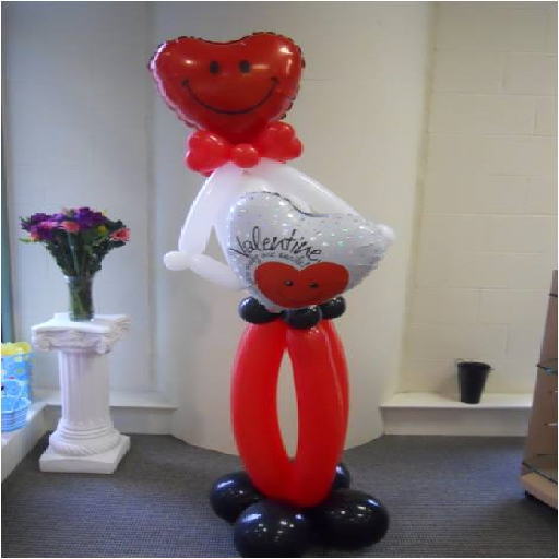 Valentines Balloons for Kids