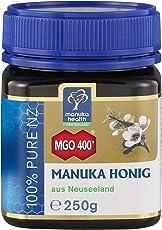 Manuka Health Active Mgo 400+ (Old 20+) Honey 100% Pure - 8.75 Oz Jar
