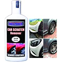 INDOPOWER AA17 CAR Scratch Remover 200gm,Advanced Formula Rubbing Compound (Not for Dent & Deep Scratches)