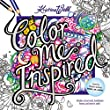 Color Me Inspired (Colouring Books)