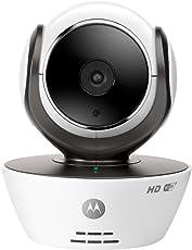 Motorola MBP85CONNECT Wi-Fi Video Baby Monitor Camera
