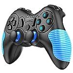 BEBONCOOL Manette Switch, manette pro switch pour Nintendo, Switch Manette de jeu Bluetooth sans fil, Contrôleur de corps...