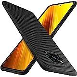 C'iBetter för Xiaomi Poco X3 Pro/POCO X3 NFC fodral, premium flexibelt tunt fodral stötsäkert med droppskyddsfodral för Poco