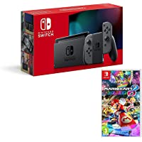Nintendo Switch console Gris 32Go + Mario Kart 8 Deluxe