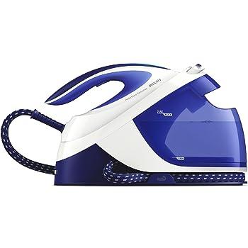 Philips GC8711/20 PerfectCare Performer Ferro Generatore di Vapore, Tecnologia OptimalTEMP, fino a 6 bar di Pressione della Pompa, Colpo Vapore 350 g, Serbatoio 1.8 l