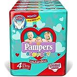 Pampers Baby Dry Mutandino Maxi, Taglia 4 (8-15 Kg)