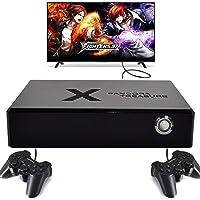 Whatsko Arcade Game Console Mini 3D Pandoras Box X con 3160 Giochi + Joystick 2 pezzi, 1280*720 Full HD Console per…