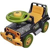 Toyzone Ben10 Safari Kids Rider Car -Multicolour
