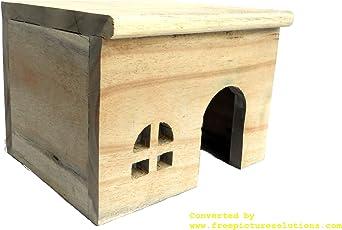 KSK Wooden Animal House - Small