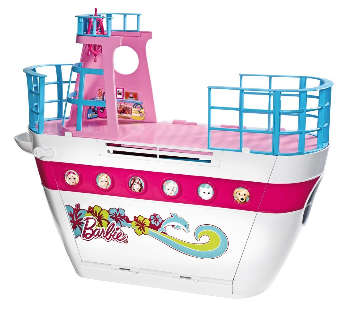 Barbie X3209 – Supercrucero (Mattel)
