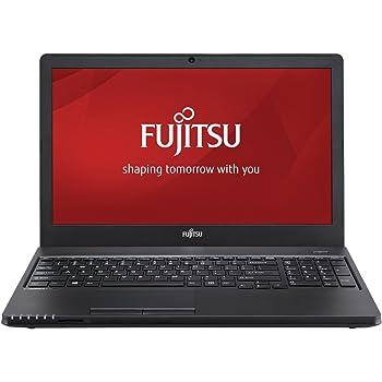 Fujitsu LIFEBOOK A555G - Ordenador portátil (Portátil, Negro, Concha, 2,2
