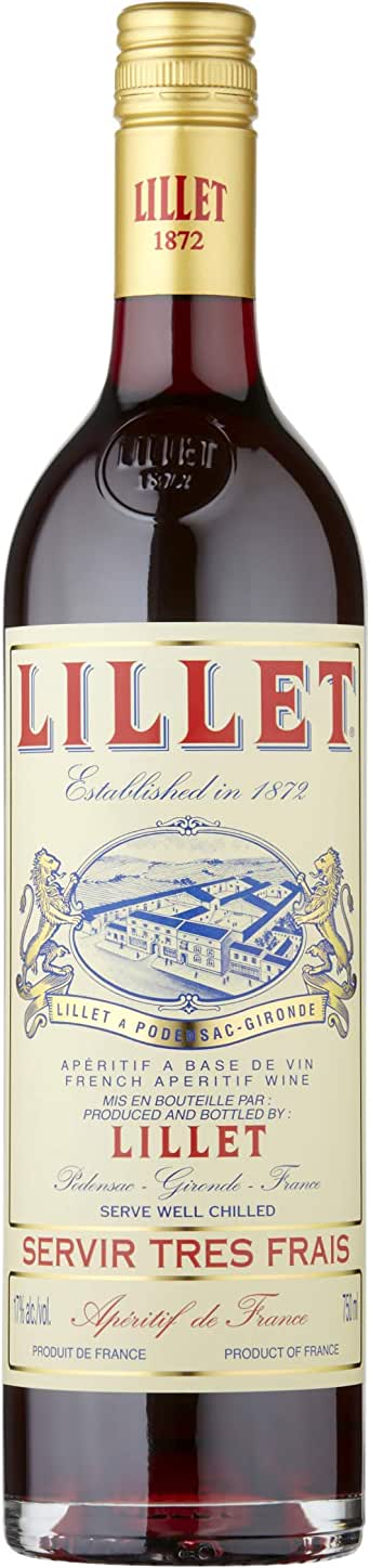 Lillet Rouge 75 cl
