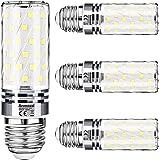 Anmossi Bombillas LED E27,Blanco Frio 6000K,1200Lm,12W Bombilla LED Maíz E27 Equivalente a 100W Incandescente Bombilla,No Reg