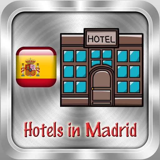 Hotels in Madrid, Spain -