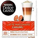 Capsule latte macchiato Dolce Gusto LATTE MACCHIATO CARAMEL