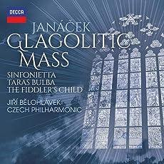 Glagolitic Mass,Taras Bulba,the Fiddler'S Child