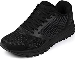 WHITIN Mens Womens Trainers Running Shoes Lightweight Sports Gym Walking Sneakers