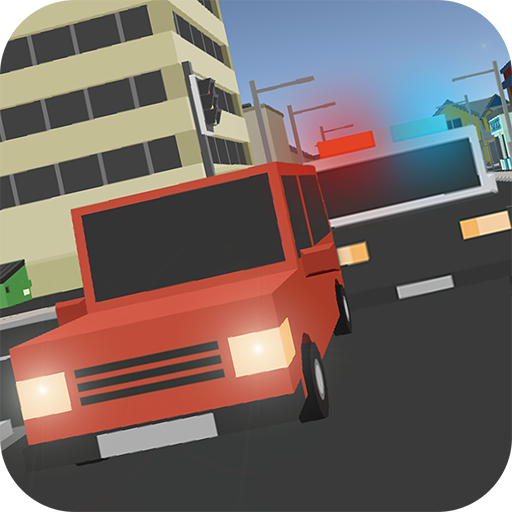Police Offroad Escape Chase (Raceing Car)