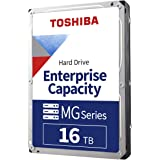 Toshiba 16 TB MG-serie Enterprise 3,5 inch SATA interne harde schijf. Mainstream server en opslag, hyperscale en cloudopslag,