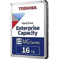 "Toshiba Enterprise HDD 16TB 3.5"" SATA, MG08ACA16TE"