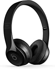 Beats A1796-GBK Solo3 Wireless On-Ear Headphone - Gloss Black - (Pack of 1)