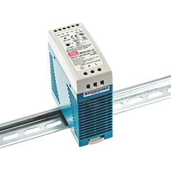 12Vdc 0,84A 10 Watt Mean Well MDR-10-12 DIN-Rail LED Hutschienen Netzteil