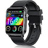 Judneer Smartwatch, Orologio Fitness con 1.4 Pollici Touchscreen a Colori Smart Watch, Impermeabile IP68 Cardiofrequenzimetro
