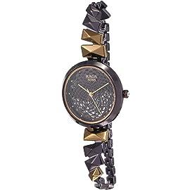 Titan Raga Facets Analog Brown Dial Women's Watch NM95121KM01/NN95121KM01