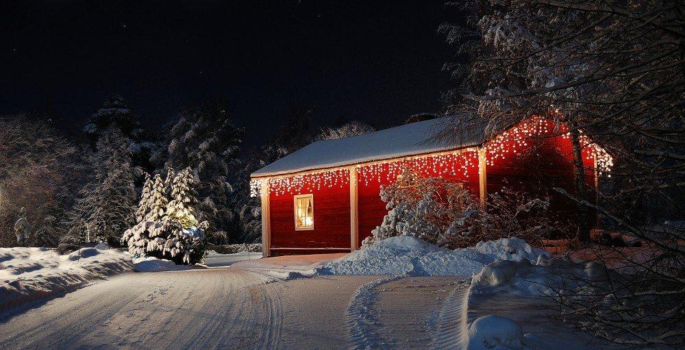 LED Lichterkette Eisregen Vorhang Warmweiß Außen + Innen Kette IP44,  Länge:6 M: Amazon.de: Küche U0026 Haushalt