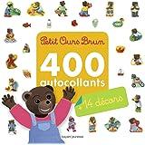 Mon grand livre d'autocollants de Petit Ours Brun - 400 autocollants + 14 décors