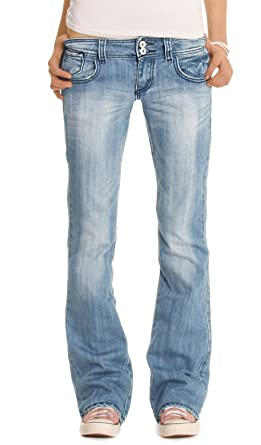 Mens low rise bootcut jeans uk