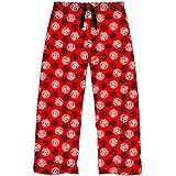 Men's Manchester United Football Lounge Pants Pyjamas Nightwear Pyjama Bottoms Size S, M, L, XL