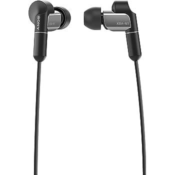 Sony XBAN1AP cuffie in-ear ad alta risoluzione (driver ibrido HD a 2 ... d6c23a21c277