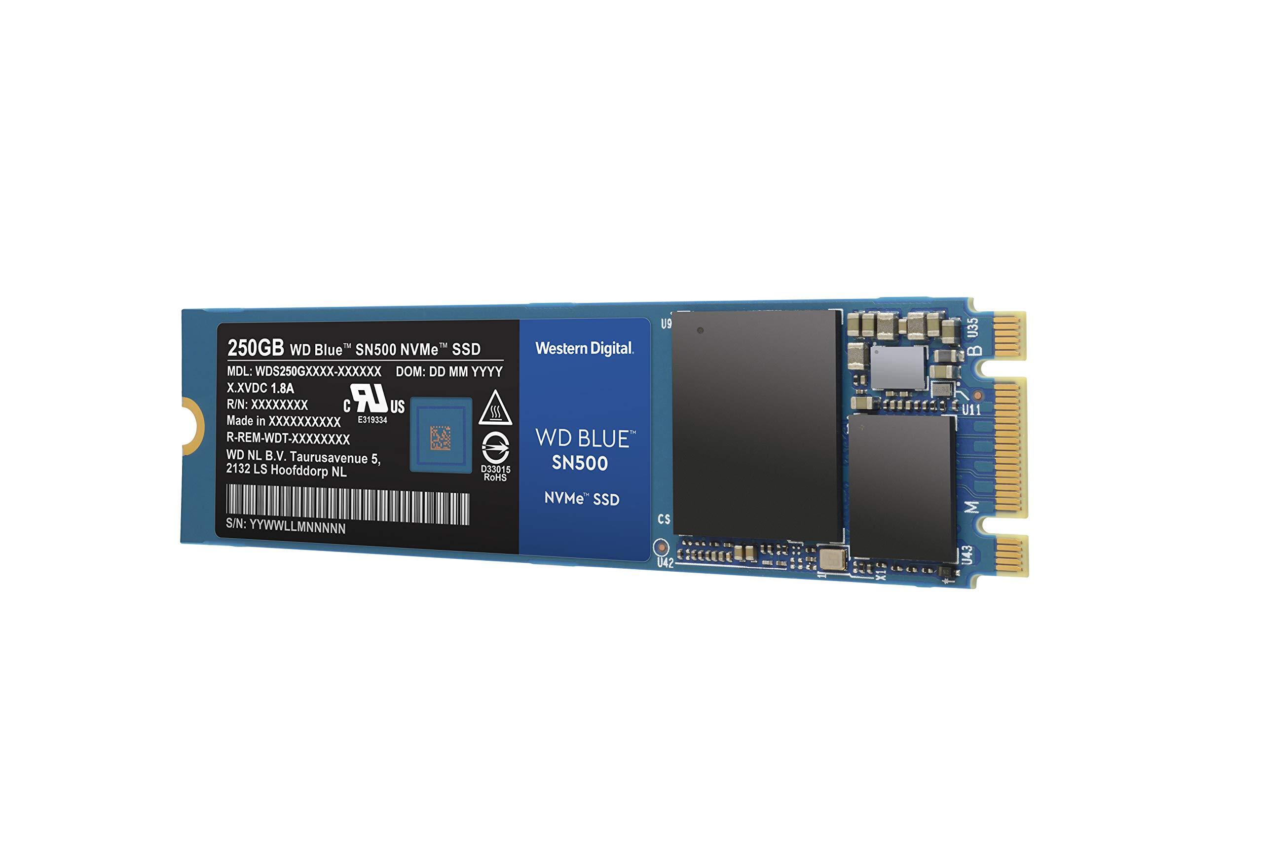 WD-Blue-SN500-High-Performance-NVMe-Internal-NVMe-SSD