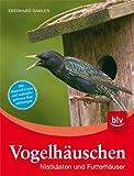 Vogelhäuschen: Nistkästen und Futterhäuser
