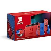 Nintendo Switch Edizione Speciale Mario (Rosso e Blu) - Special Limited - Switch