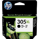 HP 305XL Inktcartridge Zwart, Hoge Capaciteit (3YM62AE) origineel van HP